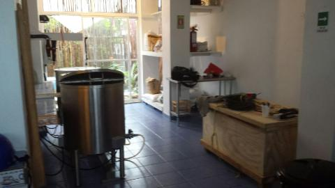 Yup, this is a forthcoming brewery on an island in the Caribbean.